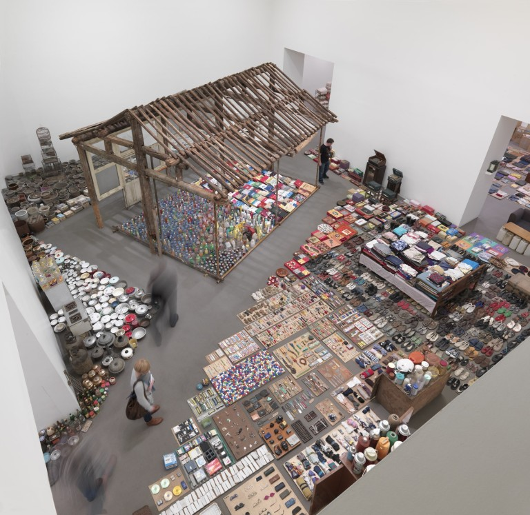 Figure 19 - Waste Not (2002) by Song Dong (MOMA, 2009).