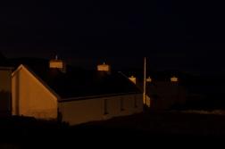 Street Lighting, Dooagh I, Brian Mac Domhnaill, 2014